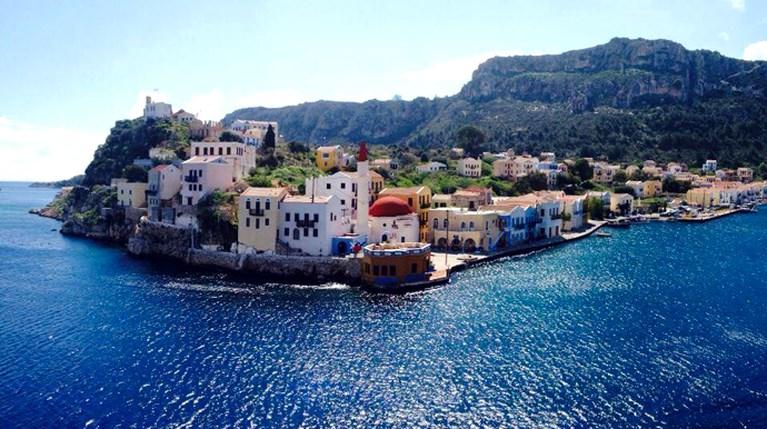 11 Μικρά Νησιά Για Ήσυχες Διακοπές - Καστελόριζο