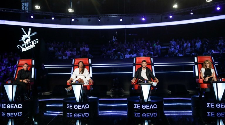 THE VOICE OF GREECE 1