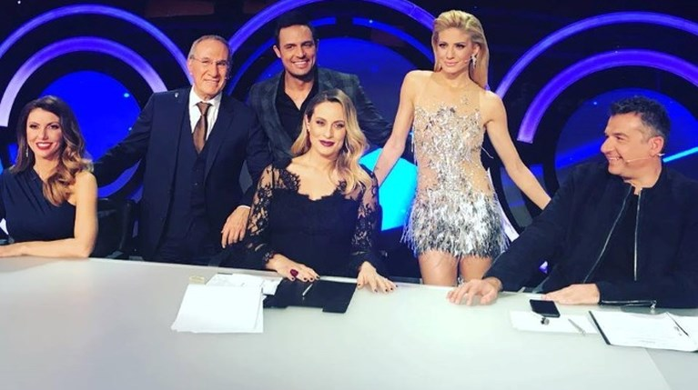 Dancing With The Stars 6 - Δεύτερο live