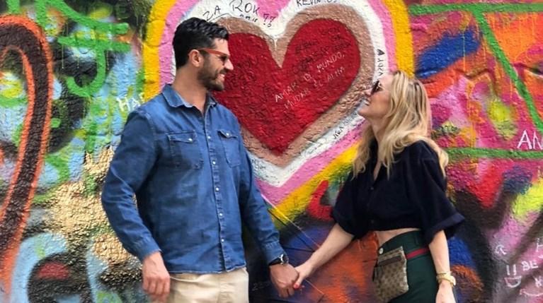 Χρήστος Βασιλόπουλος & Σάρα Κονερ (1)