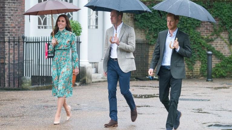 Kate Middleton πρίγκιπας William πρίγκιπας Harry
