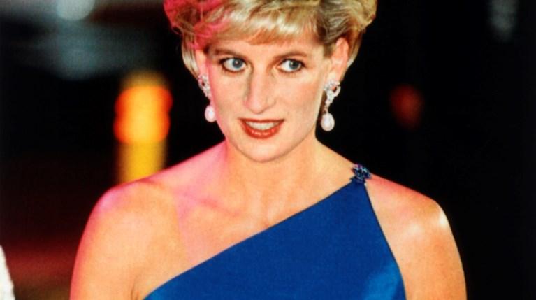 πριγκίπισσα Νταϊάνα Diana