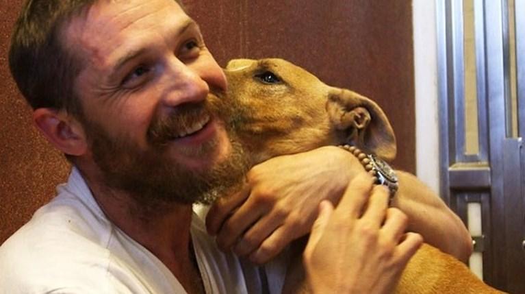 Tom Hardy σκύλος