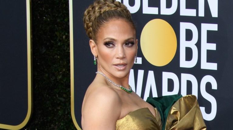 Χρυσές Σφαίρες 2020 Jennifer Lopez