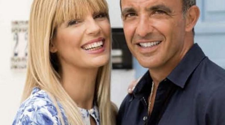 Νίκος Αλιάγας & Τίνα Γρηγορίου