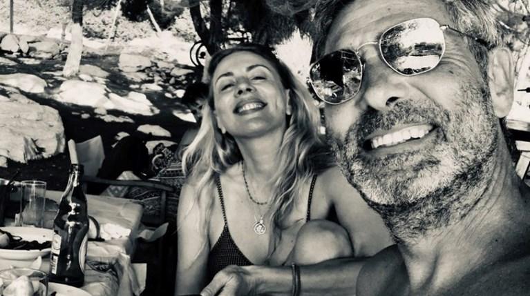 Θοδωρής Αθερίδης & Σμαράγδα Καρύδη