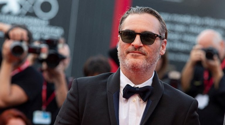Joaquin Phoenix - Abaca Press