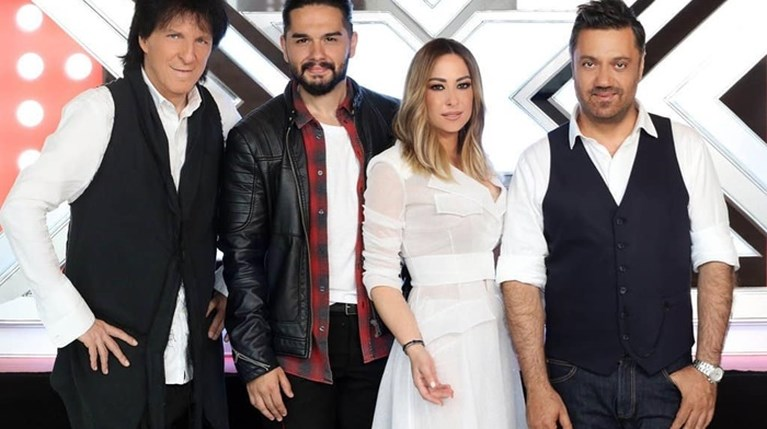 The X-Factor κριτές Rnew