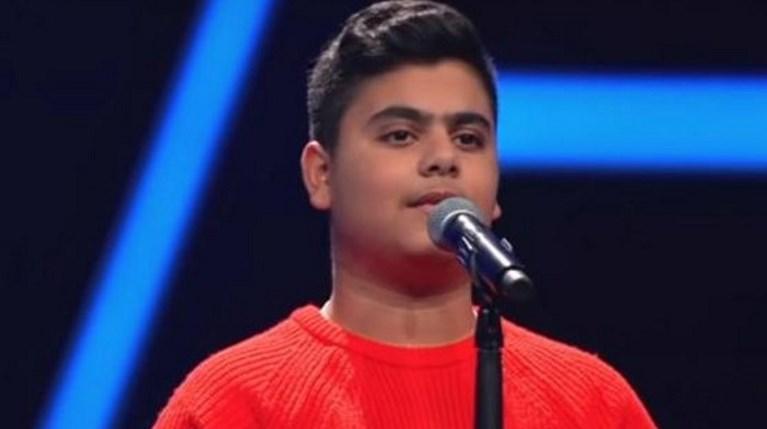 15χρονος Έλληνας ξετρελαίνει το γερμανικό The Voice
