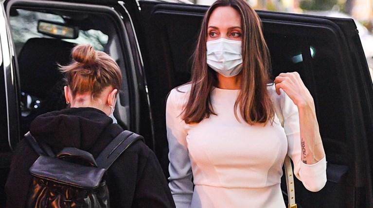 Angelina Jolie - Shiloh Jolie Pitt