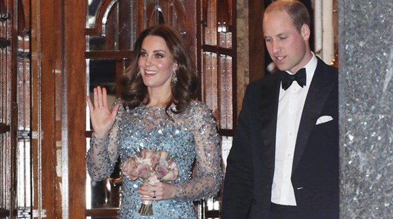 Kate Middleton - Πρίγκιπας William r