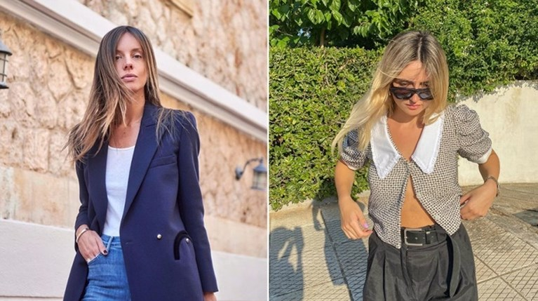 all time classic χρώματα του φθινοπώρου Ελληνίδες Influencers