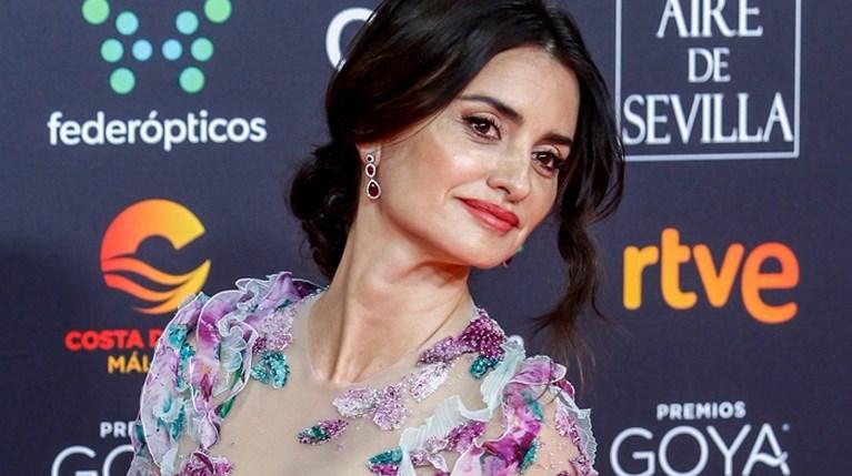 Goya Awards 2020 Penelope Cruz