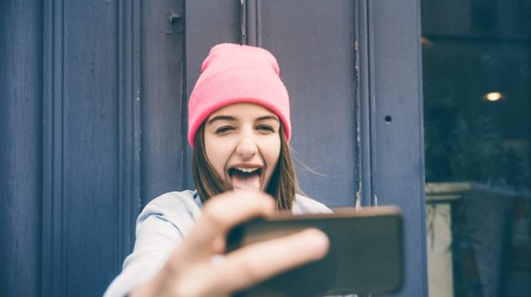 selfie / istock