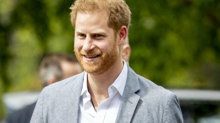 Πρίγκιπας Harry