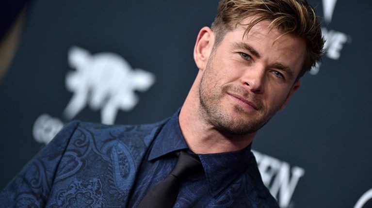 Chris Hemsworth - Abaca Press