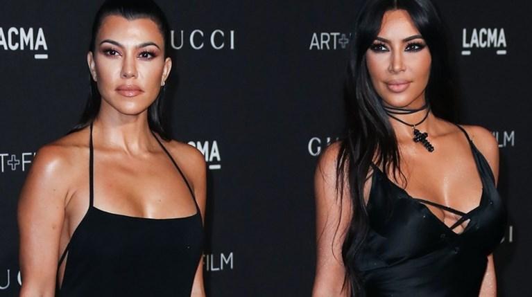 Kourtney Kardashian Kim Kardashian West r