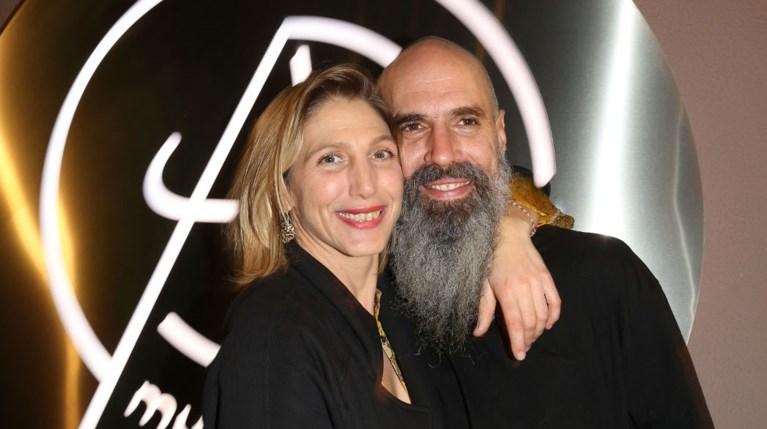 Αγγελική Δημητρακοπούλου & Ορέστης Καμπερίδης