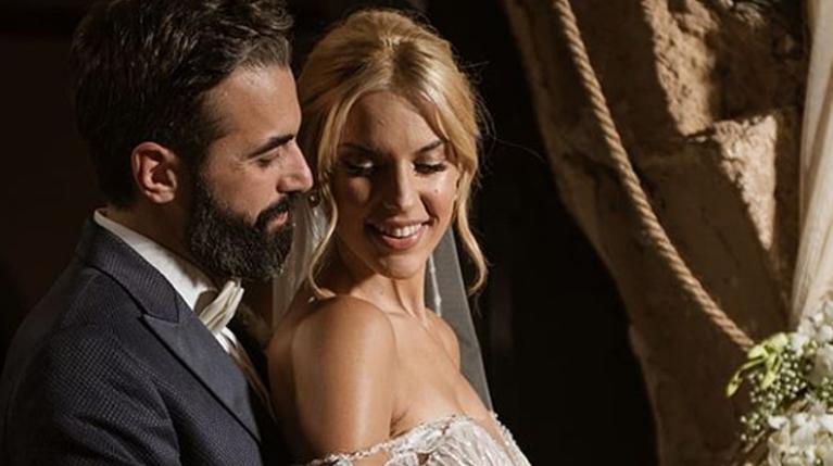 Μαντώ Γαστεράτου Νίκος Ισιγόνης γάμος