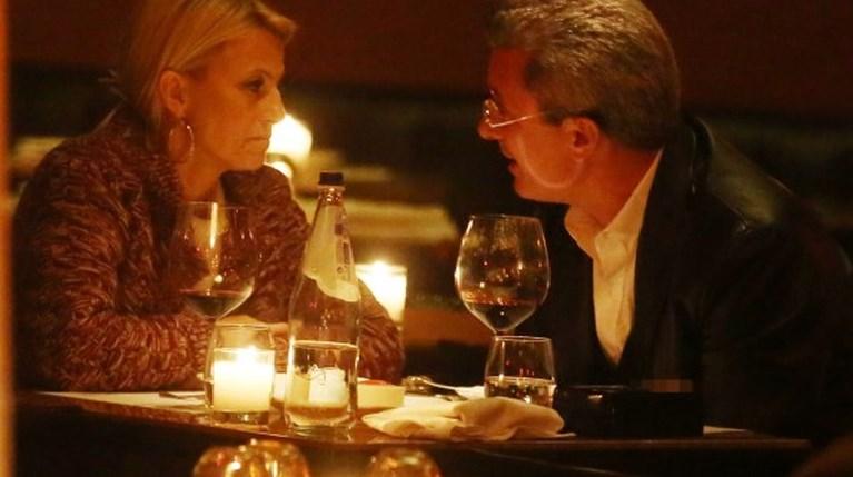 Νίκος Χατζηνικολάου - Το δείπνο με την Κρίστη Τσολακάκη και η συνάντηση με Καλημέρη & Μακρυπούλια (4)