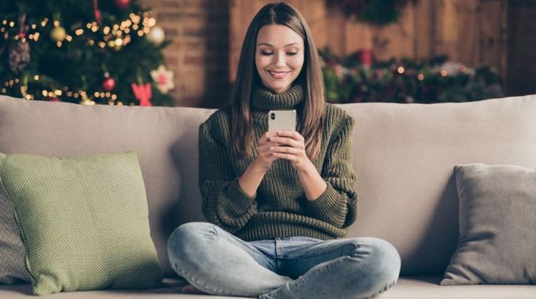 Χριστούγεννα, κινητό