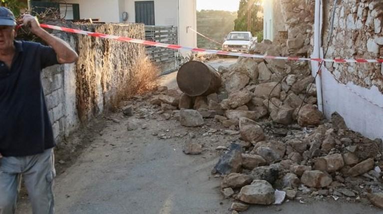 Σεισμός στην Κρήτη The Toc