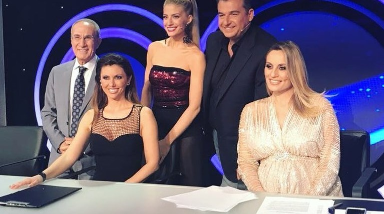 Dancing With The Stars 6 - Τρίτο live