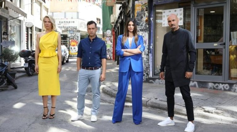 Greece's Next Top Model - GNTM Rnew