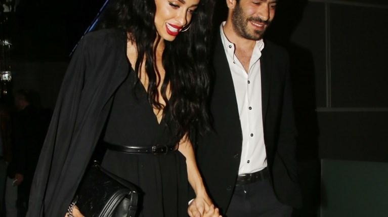 Ελένη Φουρέιρα & Σπυράγγελος Λυκούδης - Η νέα βραδινή έξοδος του ζευγαριού (3)