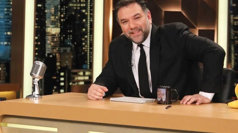 Γρηγόρης Αρναούτογλου Rnew The 2Night Show