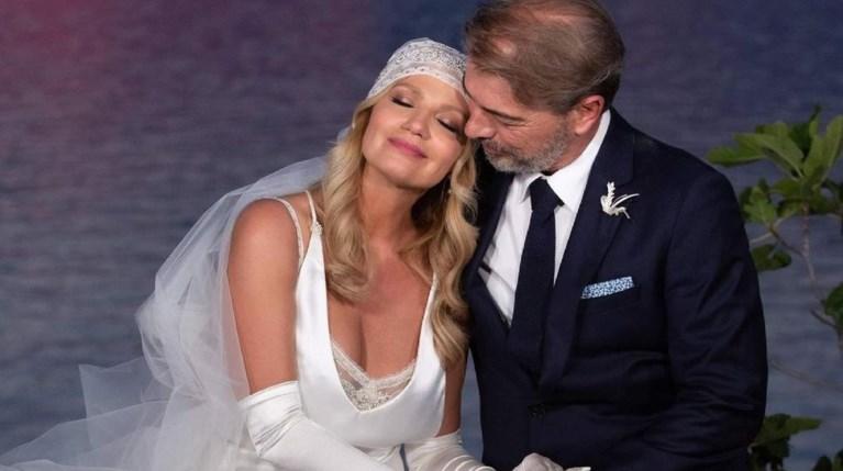 Παναγιώτα Βλαντή Γιάννης Βλάχος γάμος Rnew