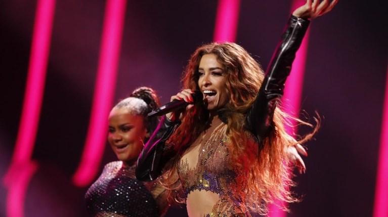 Eurovision 2018: Ελένη Φουρέιρα