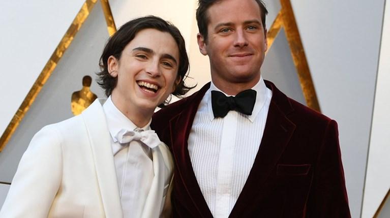 Oscar 2018 άνδρες