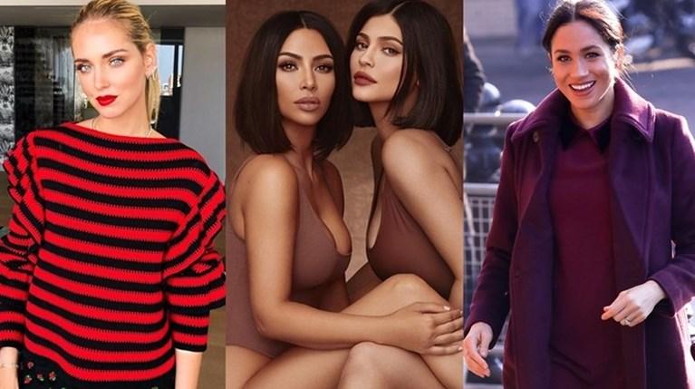 Αυτές είναι οι top fashion influencers του 2018