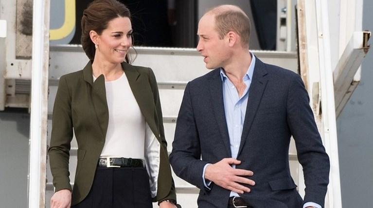 Πρίγκιπας William - Kate Middleton