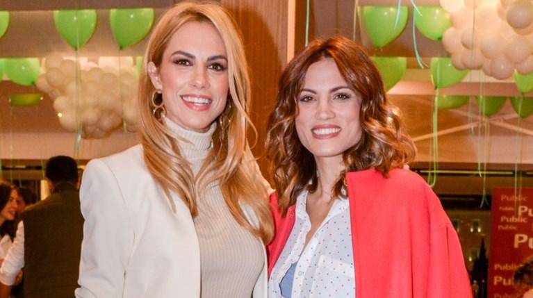 Μαίρη Συνατσάκη & Ντορέττα Παπαδημητρίου
