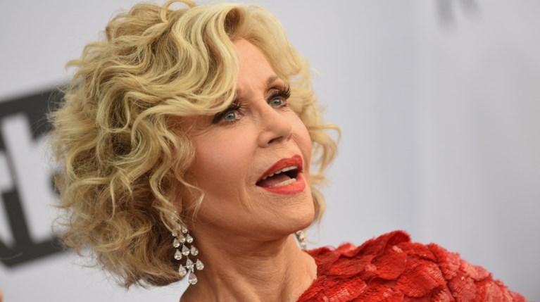 Jane Fonda / AbacaPress