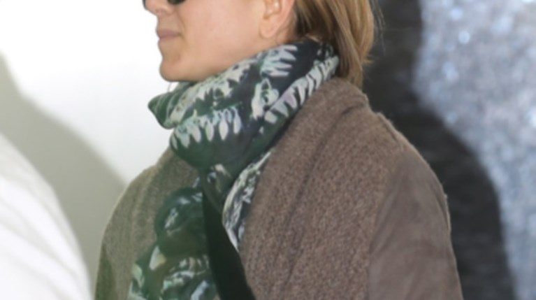 Η Τζένιφερ Άνιστον με νέο look (1)