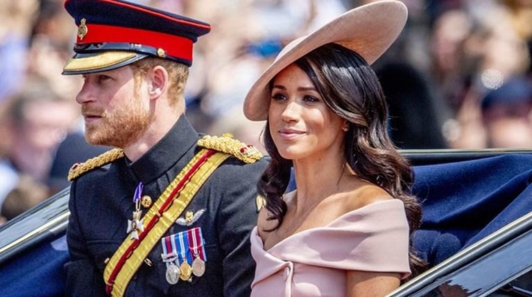Πρίγκιπας Harry & Meghan Markle