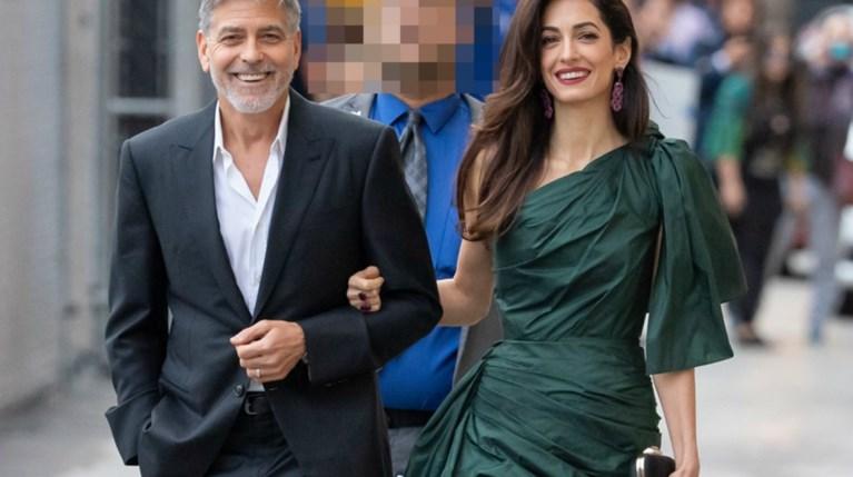 Amal Clooney & George Clooney