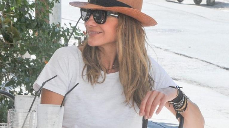 Η Δέσποινα Βανδή στην Κύπρο (1)