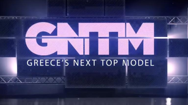 Greece Next Top Model Rnew LOGO