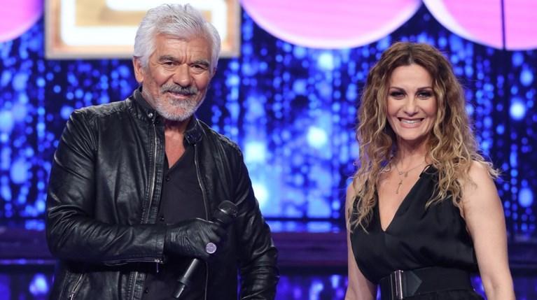 Γιώργος Γιαννόπουλος & Δέσποινα Ολυμπίου