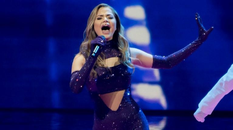 Στεφανία Λυμπερακάκη Eurovision 2021
