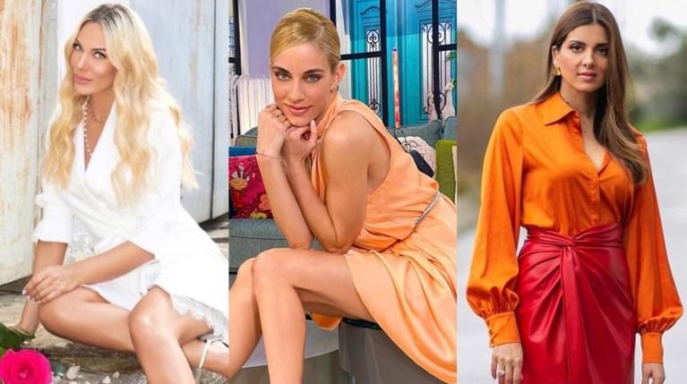 Αυτές είναι οι αγαπημένες γόβες των Ελληνίδων celebrities