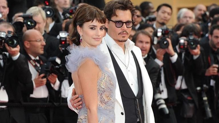 Penelope Cruz Johnny Depp