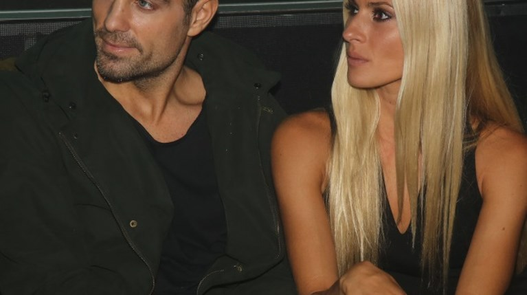 Στέλιος Χανταμπάκης & Όλγα Πηλιάκη στο Κέντρο Αθηνών (1)