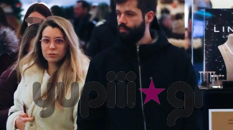 Ανδρέας Βούλγαρης & Κατρίνα Τσάνταλη (1)