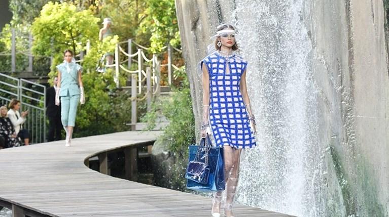 Chanel Άνοιξη/Καλοκαίρι '18