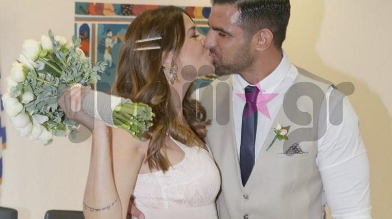 Ελένη Χατζίδου & Ετεοκλής Παύλου - Το άλμπουμ του γάμου τους (1)